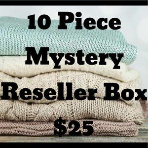 2night ONLY 10/8- 10 pc mystery BOX